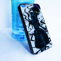 custom kingdom hearts sora for iphone 4,4s,5,5s,5c cover, samsung galaxy 3,4,5 cover and ipod touch 4,5 cover