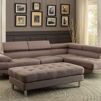 Sectional Sofa HE 8457