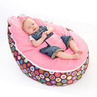 Multicolor Baby Bean Bag