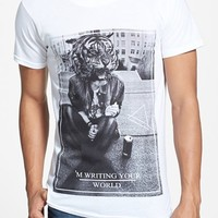 Men's ELEVENPARIS 'Awori' Graphic T-Shirt