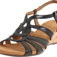 LifeStride Women's Nomad Wedge Sandal