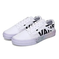 Vans VN0A2XSBQW men and women Fashion casual shoes