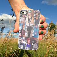 Magcon Boys Date Born design for iPhone 4/4s, iPhone 5/5s/5c or Samsung Galaxy S3/S4 Case