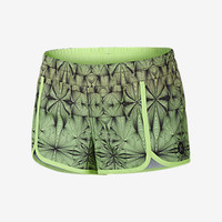HURLEY SUPERSUEDE SCALLOP PRINTED BEACHRIDER