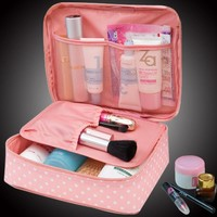 Makeup Organizer /Toiletry Bag for Travel or Home