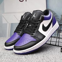 NIKE AIR JORDAN Woman Men Fashion Sneakers Sport Shoes