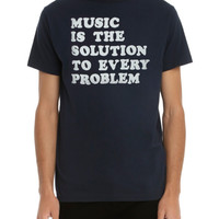 Music Is The Solution T-Shirt