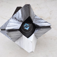 Destiny Taken Ghost Kingslayer shell with moving sphere