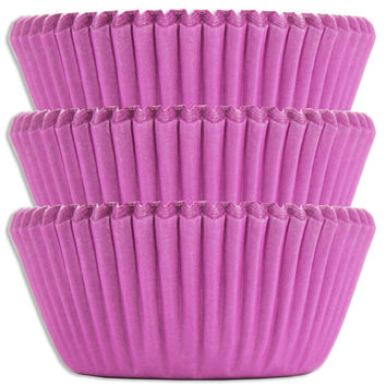 Orchid Baking Cups
