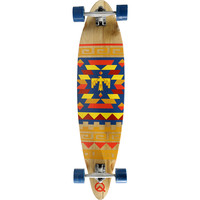 """MADE IN MARS 41"""" Tribes Longboard"""