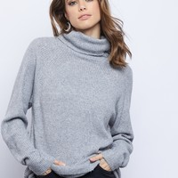 Winding Down Turtleneck Sweater
