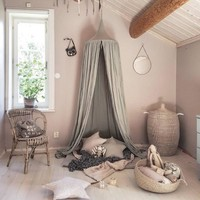 Long Hanging Canopy Bed Net