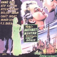Dracula in Istanbul (Turkish) 11x17 Movie Poster (1952)