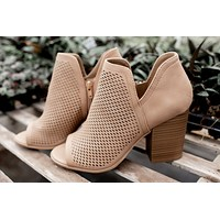 Chassidy Booties FINAL SALE