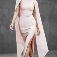 Joselina Maxi Bandage Dress