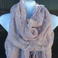 Handmade super soft scarf