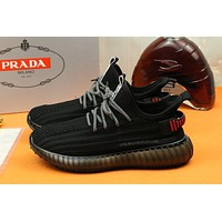 prada men fashion boots fashionable casual leather breathable sneakers running shoes 23
