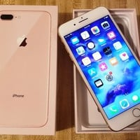 Apple iPhone 8 Plus - 64GB - Gold A1864 (US Xenon) (CDMA + GSM)
