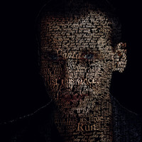Ninth Doctor Typography Art Print by Cloysterbell