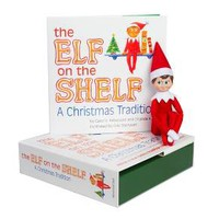 The Elf on the Shelf®: A Christmas Tradition (in... : Target