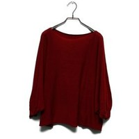 Sweater - Raglan - Sweaters & Cardigans - Women - Modekungen   Clothing, Shoes and Accessories