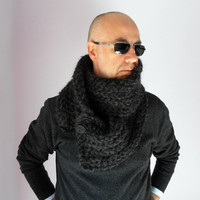 Knitted Made to Order Scarf