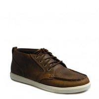 TIMBERLAND EARTHKEEPERS NEW MARKET BROWN CHUKKA BOOT – Men's boots - Tower Boots