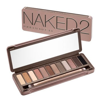 Urban Decay Naked2 Eyeshadow Palette Makeup Beauty Kit - Free Shipping