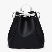 PB 0110 / Drawstring Bucket Bag