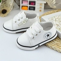 Baby  Canvas Shoes UNISEX