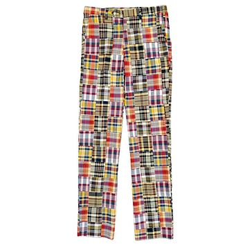 Cotuit Madras Pants by Country Club Prep
