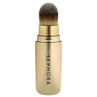 Hide and Sleek Skinny Foundation Retractable Brush - SEPHORA COLLECTION | Sephora