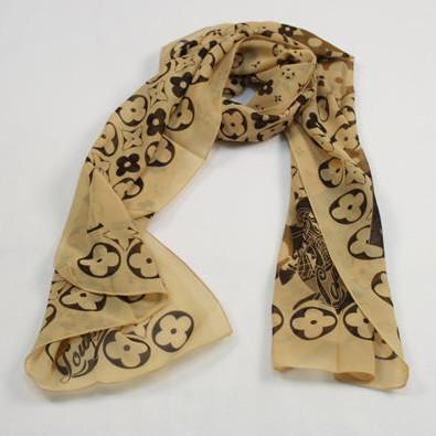 Image of Perfect Louis Vuitton LV Woman Fashion Accessories Sunscreen Cape Scarf Scarves