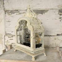 Vintage Inspired Display Case - Choose Your Color - Colorful Cast and Crew