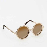 Quay Hena Sunglasses- Gold One