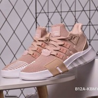 ADIDAS Clover EQT BASK ADV 2018 new casual sports running shoes F-CSXY