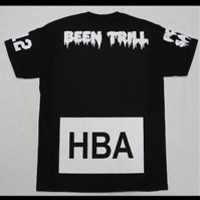 HBA Hood by Air X Been Trill Small T-Shirt pyrex/givenchy/bape/nike/boy