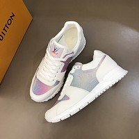 lv fashion men womens casual running sport shoes sneakers slipper sandals high heels shoes 20