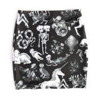 Freak of Nature Mini Skirt - Black