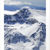 """""""Big mountains"""". Aerial photography by Guido Montañés"""