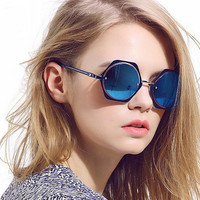 Round Lenses Sunglasses