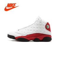 Original New Arrival Authentic Nike Air Jordan 13 Retro 3M Mens Basketball Shoes Sport Outdoor Sneakers Breathable 414571-122