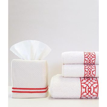 Duet Tissue Box Covers by Legacy Home