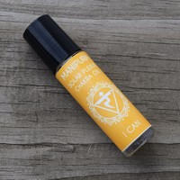 "Solar Plexus Oil ""I CAN"" Manipura - Increase Your Confidence & Get Your Mojo Back"