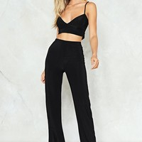 On the Loose Top and Pants Set