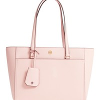 Tory Burch Small Robinson Leather Tote | Nordstrom