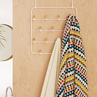 Etta Over-The-Door Multi Hook Storage | Urban Outfitters