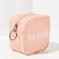 Small Jelly Cosmetic Case   Urban Outfitters