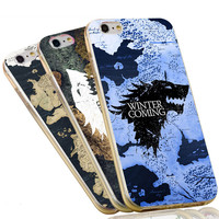Game of Thrones Winter is Coming Case for iPhone