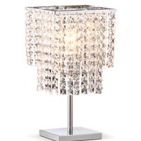 Zuo Falling Stars Table Lamp - Chrome